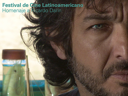 Plakate erstellen Marlene Kern Design gestaltet schöne Plakate. Hier für das Lateinamerikanische Filmfestival.