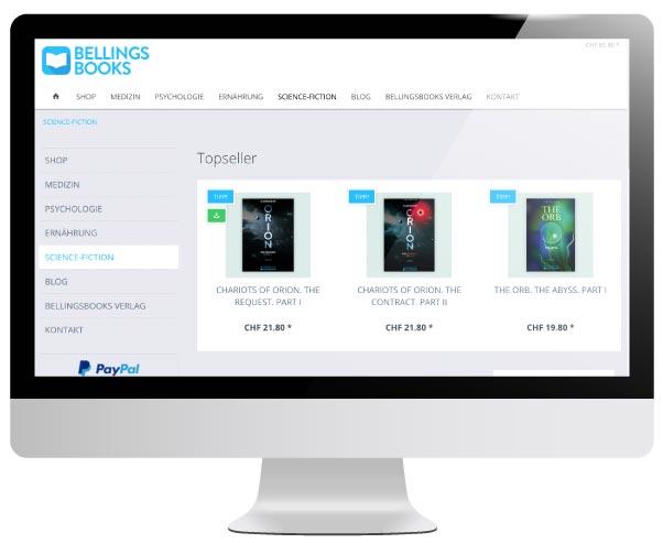 Webshop erstellen