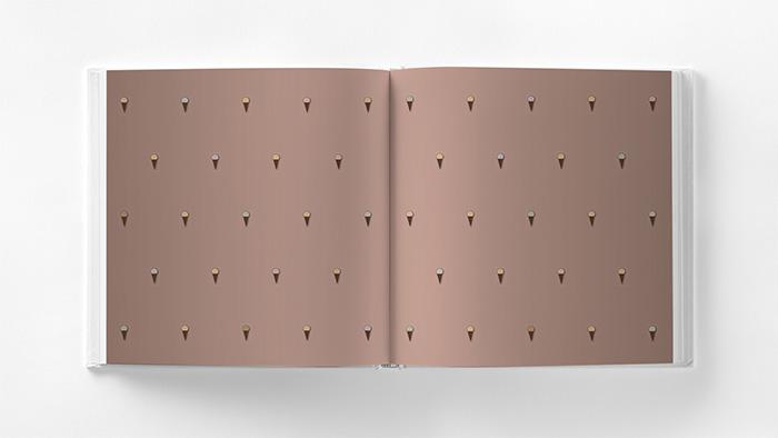 Buchgestaltung – Sehen Sie die Buchgestaltung für »Eis, zwei, drei!«, das neue Werk von Sybil Fuhrer. Marlene Kern Design, Kreativagentur München gestaltete & realisierte diese Buchgestaltung sowie das Coverdesign