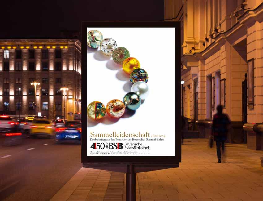 Schöne Plakate gestalten – Marlene Kern Design, Marken & Web Agentur München gestaltet schöne Plakate.