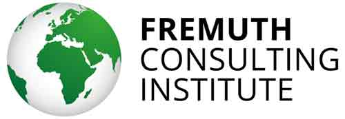 Web Design - Website Design - Brands & Web Agency Munich creates the brand of Fremuth Consulting Institute