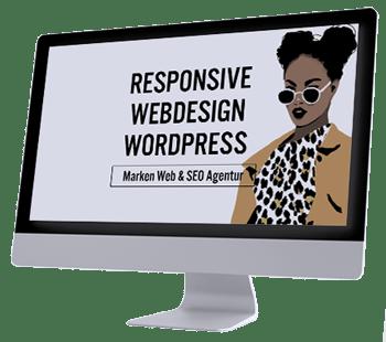 Webdesigner Werbeagentur Marlene Kern Design Responsive Webdesign, Websites mit WordPress, Webdesign München, Webagentur, Web Agentur